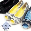 【期間限定】a.v.v アー・ヴェ・ヴェ パンプス avv5...