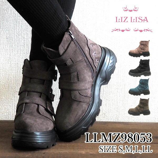 ブーツ, ワーク  primevere LIZ LISA LLMZ98053