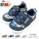 イフミー IFME スニーカー 20-0803 キッズ 子供靴 ベビーシューズ ファーストシューズ 軽量 履きやすい ...