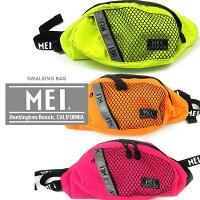MEI メイ ボディーバッグ WALKING BAG MEI-000-191108 バッグ・鞄 ウォーキングバッグ ネオンカラー 蛍光