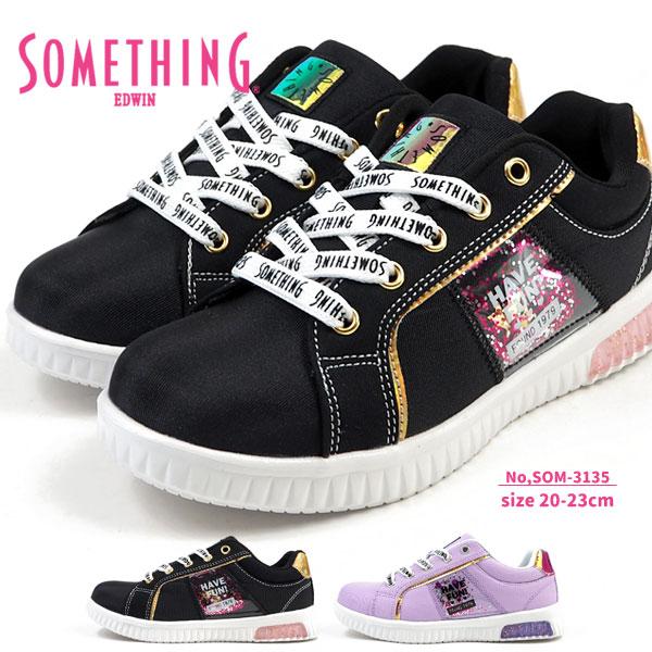 靴, スニーカー  SOMETHING EDWIN SOM-3135