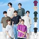 【5/31発売】フィラ FILA Tシャツ FS0136 メンズ レディース グローバルブランドアンバサダー BTS着用モデル 綿100% 半袖 韓国 大人気 ノベルティ・・・