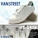 【大特価】VANSTREET ヴァンストリート ローカットスニーカー ...