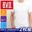 B.V.D. ビーブイディー Tシャツ メンズ 全2種 EY703TS...