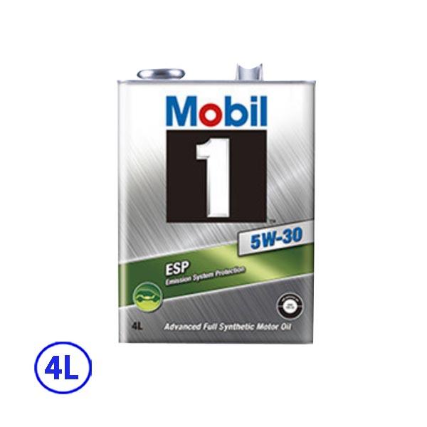 オイル, エンジンオイル (Mobil) Mobil11 ESP 5W-30 5W30 4L1
