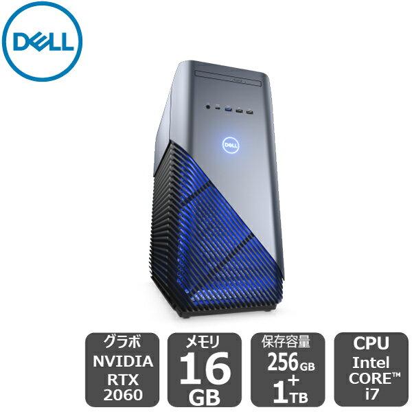 パソコン, デスクトップPC Dell VRRTX2060i7 16GB 1TB HDD 256GB SSD inspiron-5680