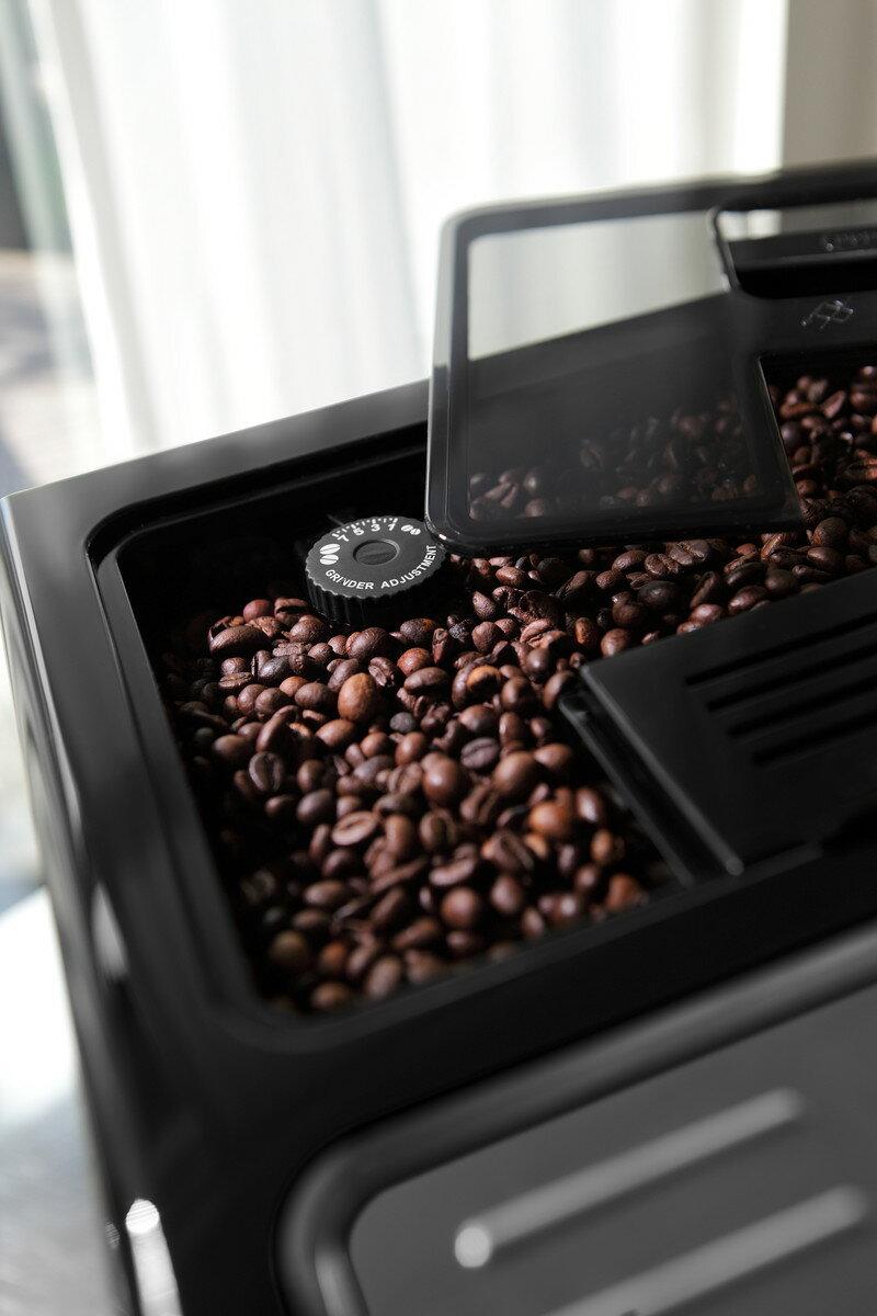 デロンギ エレッタ カプチーノ トップ コンパクト全自動コーヒーマシン [ECAM45760B] |delonghi 公式 全自動コーヒーメーカー コーヒー メーカー 全自動 コーヒーメーカー ミル付き マシン エスプレッソ コーヒー用品 コーヒーマシーン おしゃれ 業務用 エスプレッソマシーン