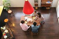 ダイニング5点セット(テーブル幅140cm&チェア4脚セット)ウォールナットダイニングセットダイニングテーブル4人掛けダイニングチェアセット北欧おしゃれ木製ブラウン天然木生地張り
