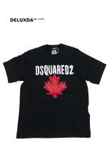 【2020SS】Safari掲載【正規代理店商品】DSQUARED2ディースクエアードロゴTシャツS71GD0876ホワイト