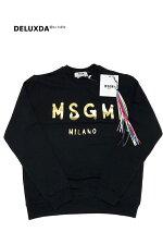 【2020SS】【正規代理店商品】MSGM(エムエスジーエム)ロゴプリントTシャツメンズ(MM231)