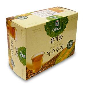 100%有機農原料!O'FOOD有機農穀類茶とうもろこし茶(コーン茶)