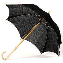 洋風日傘「ぱらそる」無地(黒)
