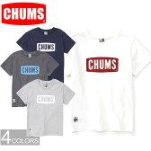 """10%OFFセール CHUMS チャムス CH01-1242""""CHUMS LOGO T-SHIRT""""チャムス ロゴ Tシャツ 半袖 トップス ナチュラル アウトドア キャンプ フェス メンズ レディース ユニセックス 4カラー 国内正規"""
