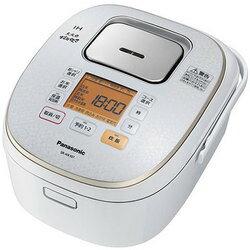 Panasonic パナソニック【SR-HX107-W】SRHX107-W 大火力おどり炊き搭載 HX7シリーズ IHジャー 炊飯器 5.5合炊き【KK9N0D18P】
