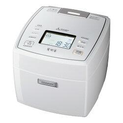 三菱電機IHジャー炊飯器(5.5合炊き)NJ-VX107-W(ピュアホワイト)