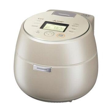 三菱電機 IHジャー炊飯器 本炭釜シリーズ 5.5合炊き 白和三盆 NJ-AW108-W