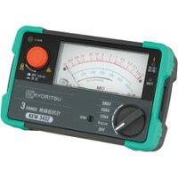 KEW3432共立電気計器キューメグ3レンジ絶縁抵抗計納得価格