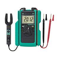 KEWMATE2012RA(KEW2012R後継品)共立電気計器キューメイトAC/DCクランプ付デジタルマルチメータ