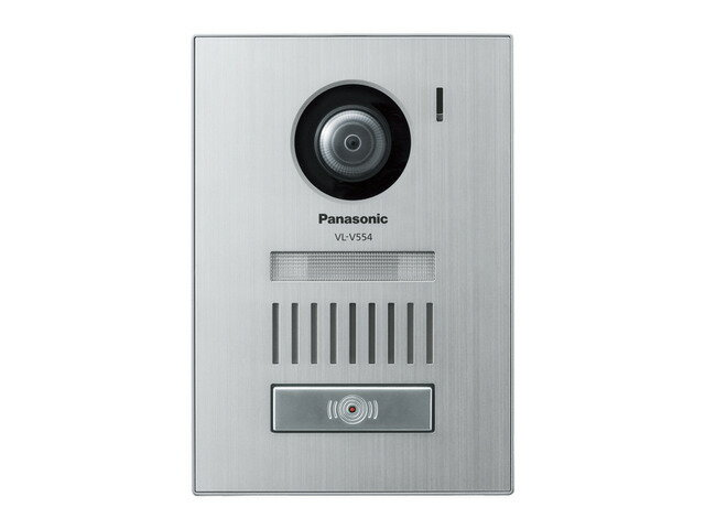 VL-V554L-S パナソニック カラーカメラ玄関子機