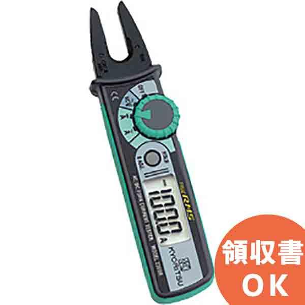 MODEL2300R共立電気計器キューフォーク交流電流・直流電流測定用クランプメータ(携帯用ケース付)│MODEL2300R共立