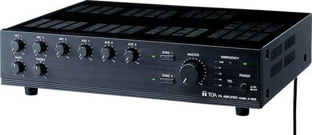 DAW・DTM・レコーダー, その他 TOA( A-1803 PA 30W 2