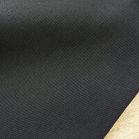 ブラック×ブラックデニム10オンス(10oz)綿:100%ブラック〜生地・布地〜