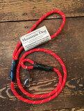 MOUNTAIN DOGマウンテンドッグORIGINAL CLIP LEADオリジナルクリップリードナスカンタイプ(登山用ザイルロープ使用)r-3ミニサイズ