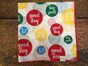 GEORGEジョージバンダナgood dog(レッド) その1