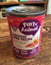 パーティアニマルPARTY ANIMALオーガニック缶フード...