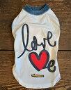 数量限定!送料無料!GEORGEジョージアウトラスト体温調節機能LOVE ME Tシャツ4号ホワイト その1