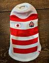数量限定!送料無料!日本ラグビー協会認定オフィシャルドッグTシャツ5号レッドラグビー日本代表公式ジャージ