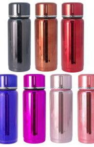 ジュエリーのように美しい!美しい輝きを7色から選べる真空二重、魔法瓶構造のマグボトル【送料...
