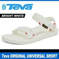 テバオリジナルユニバーサルスポーツブライトホワイト1008645TevaORIGINALUNIVERSALSPORTBRIGHTWHITE