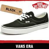 バンズ スニーカー メンズ レディース エラ ブラック/ホワイト VANS ERA BLACK/WHITE EWZBLK