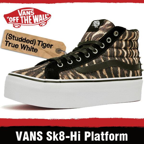 vans sk8 hi platform studded heels