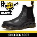 ドクターマーチン (Dr. Martens) チェルシーブーツ ブラック ユニセックス R11853001 2976 Chelsea Boot