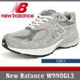 ニューバランス スニーカー レディース W990GL3 グレー Dワイズ New Balance GREY MADE IN USA