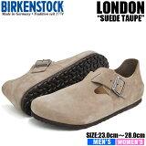 ビルケンシュトック コンフォートシューズ メンズ ロンドン トープ BIRKENSTOCK LONDON TAUPE 1010503 1010504