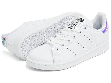 アディダス スニーカー メンズ レディース スタンスミス J ホワイト/メタリックシルバー/ホワイト adidas STAN SMITH J FTWWHT/METSIL/FTWWHT AQ6272