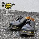 ドクターマーチン 3ホール レディース 1461W ギブソン ブラック Dr. Martens 1461 W 3HOLE SHOE BLACK 11837002