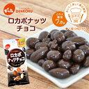 でん六 ロカボナッツ チョコ 34g×10袋入【ケース販売/