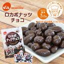 でん六 ロカボナッツ チョコ 160g×8袋入【ケース販売】