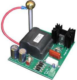 電子工作高電圧プラズマ発生キットPG-13