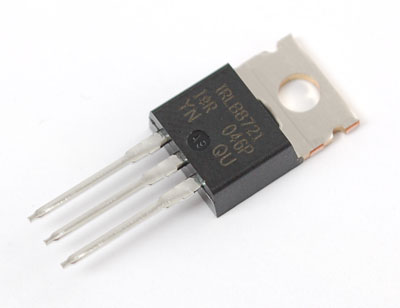 N-チャンネル パワーMOSFET - 30V / 60A画像