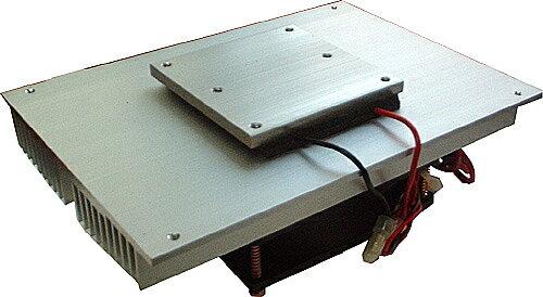 ペルチェ冷却ユニットDT-1206+電源セット