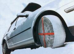 雪道用タイヤカバー【送料無料】オートソック AutoSock ノルウェー生まれのタイヤ靴下AUTOSOCKS...