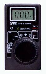 カードタイプデジタルマルチメーター