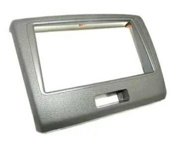 スズキ純正MK32Sスペーシア用オーディオ交換ガーニッシュ社外ナビ取付際の必需品