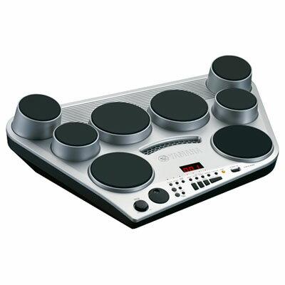 ヤマハ 「ステレオサンプリングドラム」音など254の音色を搭載 デジタルパーカッション DD-65