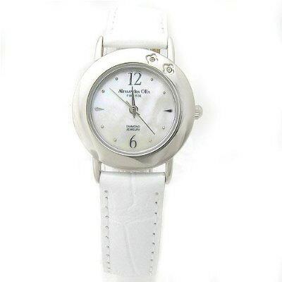 腕時計, レディース腕時計 ALESSANDRA OLLA 2 AO-6900 WH AO-6900-WH